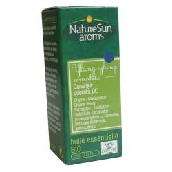 Ylang-ylang Complète, Huile Essentielle 10ml-NaturSun'Aroms