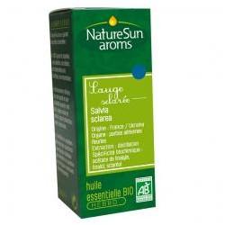 Sauge Sclarée Huile Essentielle 10ml-NaturSun'Aroms