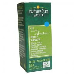 Pin Sylvestre Huile Essentielle 10ml-NaturSun'Aroms