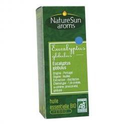 Eucalyptus globulus Huile Essentielle 10ml-NaturSun'Aroms