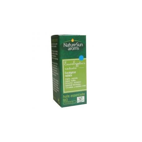 Eucalyptus radié Huile Essentielle 10ml-NaturSun'Aroms