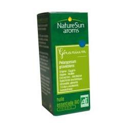 Géranium Huile Essentielle 10ml-NaturSun'Aroms