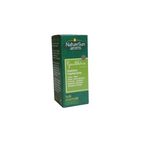 Gaulthérie, Huile Essentielle 10ml-NaturSun'Aroms
