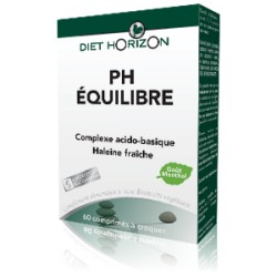 PH Equilibre - 60 Comprimés - Diet Horizon