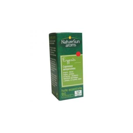 Cyprès, Huile Essentielle 10ml-NaturSun'Aroms