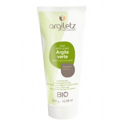 Argile Blanche Poudre - 300g - Argiletz