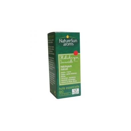 Hélichryse Immortelle, Huile Essentielle 5ml-NaturSun'Aroms
