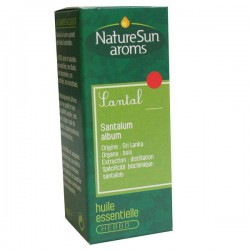 Santal, Huile Essentielle 5ml-NaturSun'Aroms