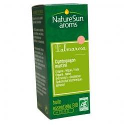 Palmarosa, Huile Essentielle 10ml-NaturSun'Aroms