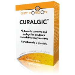 Curalgic - 30 Comprimés - Diet Horizon