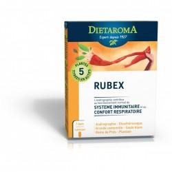 Rubex - Immunité et Repsiration - 20 Gélules - DIETAROMA