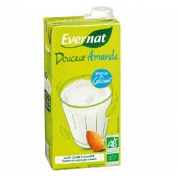 Boisson végétale Douceur Amande 1L-Evernat