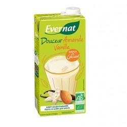 Boisson végétale Douceur Amande Vanille 1L-Evernat