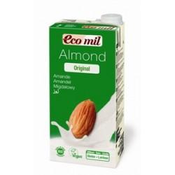 Boisson végétale Amande Bio Original 1L-Ecomil