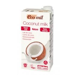Boisson végétale Bio Coco Sans Sucres 1L-Ecomil