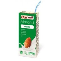 Boisson végétale Bio Amande 200ml-Ecomil