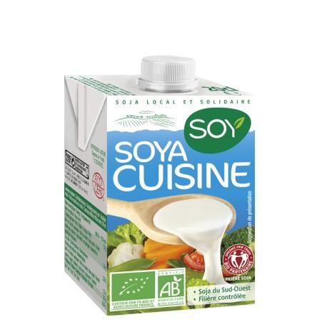 Boisson végétale Soya Cuisine 3X20cl-SOY