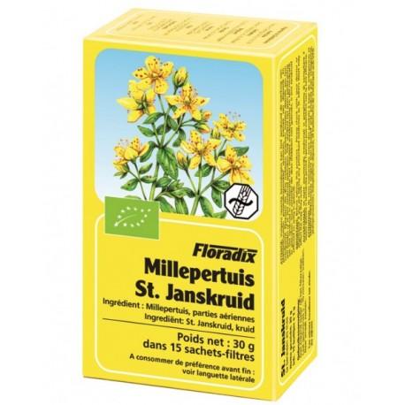Mélisse Millepertui - 15 Infusettes - Floradix