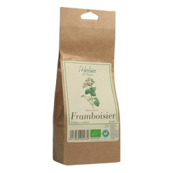 Framboisier (Feuille) Bio 25g-L'Herbier de France