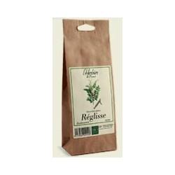 Réglisse (Racine coupée) Bio 80g-L'Herbier de France