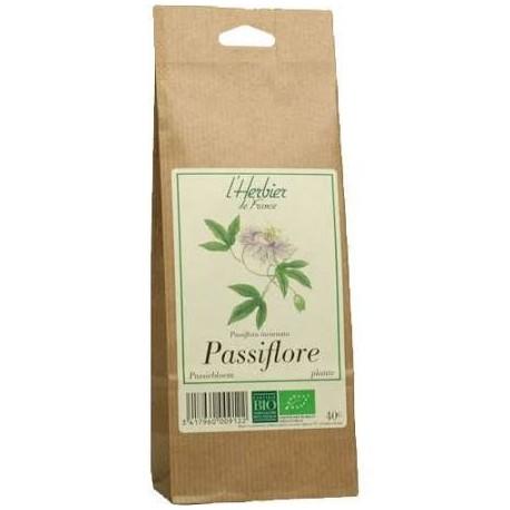 Passiflore (plante) Bio 40g-L'Herbier de France