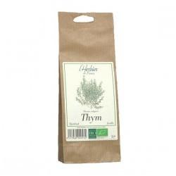 Thym (Feuille) Bio 50g-L'Herbier de France