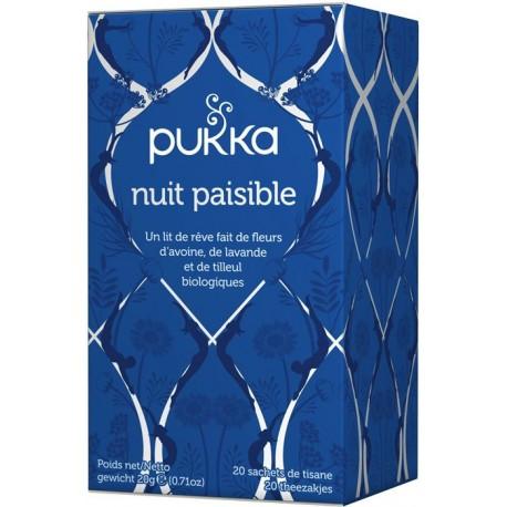 Nuit Paisible 20g-Pukka