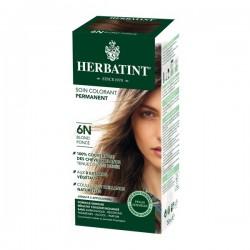 Coloration Cheveux Naturelle 6D Blond Foncé Doré - 150ml - Herbatint