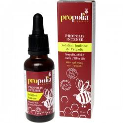Solution de Propolis sans alcool 30mL-Propolia