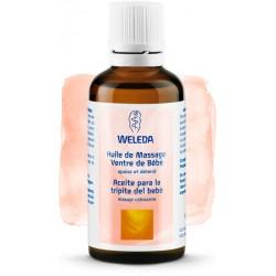 Huile de Massage Ventre 50ml-Weleda
