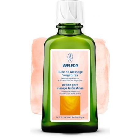 Huile de Massage Vergetures 100ml-Weleda