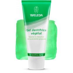Gel dentifrice végétal 75ml-Weleda