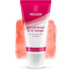 Gel gingival à la Sauge 30ml-Weleda