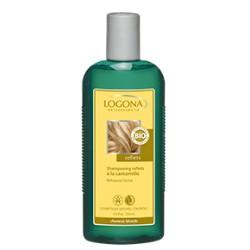 Shampooing Reflets Camomille 250mL-LOGONA