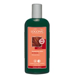 Shampooing Reflets Henné 250mL-LOGONA