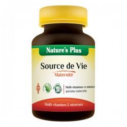 Source de Vie Maternité - 90 Comprimés - Nature's Plus