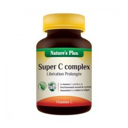 Super C Complex - 90 Comprimés - Nature's Plus