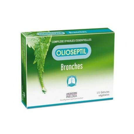 Bronches - Olioseptil - 15 Gélules