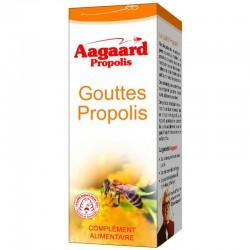Pastilles Pectorales - 30 Pastilles - Aagaard Propolis