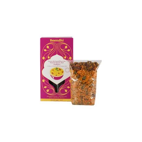 Curry de Lentilles à la Tomate Façon Dal Jodhpur 250g-Beendhi