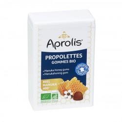 Propolettes - Gommes Propolis Bio - 50g - Aprolis