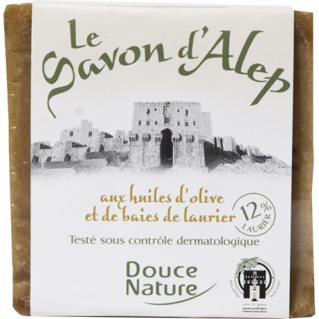 Le Savon d'Alep 200g-Douce Nature