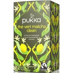 Thé Vert Matcha Clean 30g-Pukka