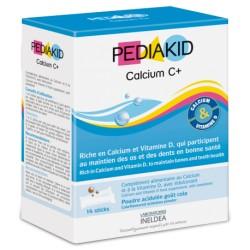 Pediakid Calcium C+ 36.33g-Laboratoire Ineldea