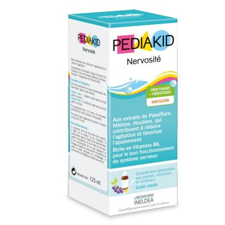 Pediakid Nervosité 125mL-Laboratoire Ineldea