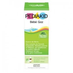 Pediakid Bébé Gaz 60mL-Laboratoire Ineldea