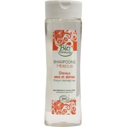 Shampooing Hibiscus Cheveux Secs et Abîmés 200mL-Bio Formule