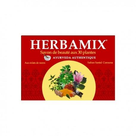 Savon de Beauté aux 30 plantes 125g-Herbamix