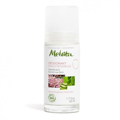 Déodorant Peaux Sensibles 50mL-Melvita