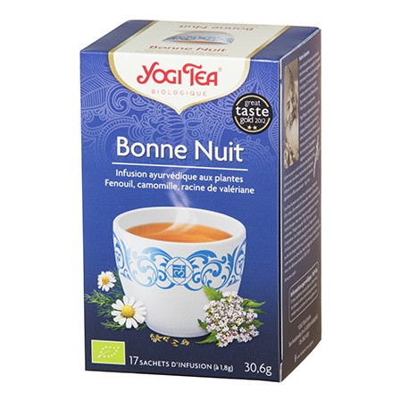 Bonne Nuit 30.6g-Yogi Tea